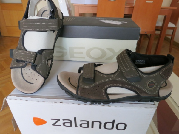 Sandalias Geox Zalando