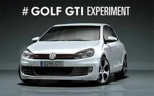 Golf GTI Experiment