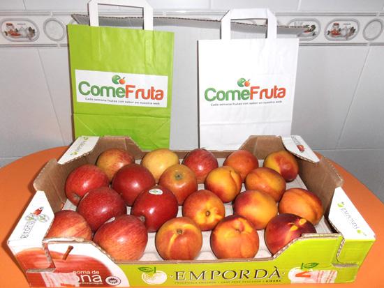 Pedido de fruta