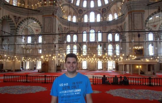 Descubrir una mezquita de Estambul