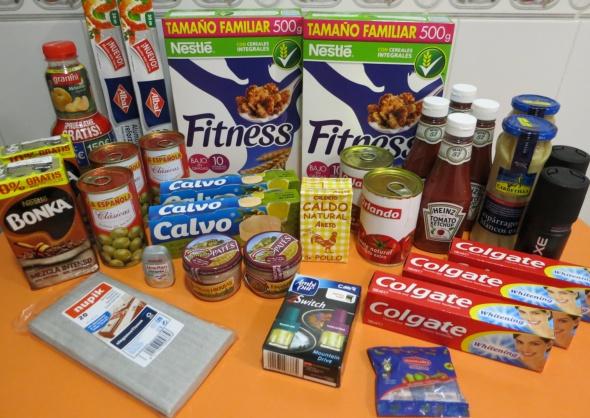 Productos de alimentación y del hogar